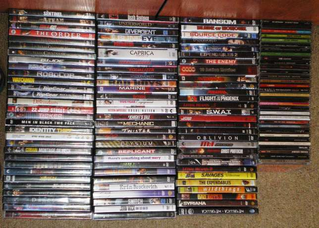 DVDs (Movies/Music) & CDs Montana Gardens - image 2
