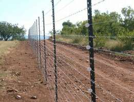Proffesional Electric Fence Installation