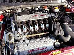 Alfa Romeo 2.5 V6 Engine