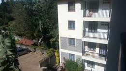 1 bedroom spacious self-contained flat in kileleshwa area,with garden