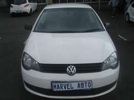 2013 Volkswagen Polo Vivo Sedan 1.4 Trendline For R95000