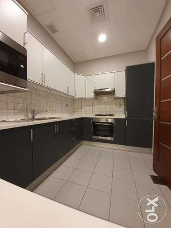 one bedroom semi furnished in salmiya for expats only