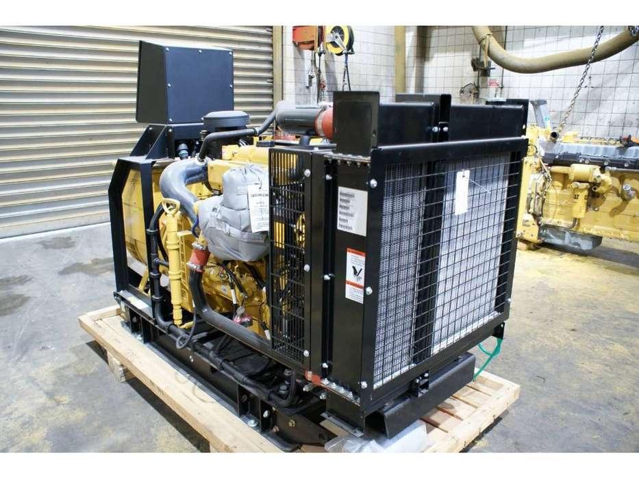Caterpillar C4.4 - Marine Generator Set 123 kVa - DPH 104163 - 2013