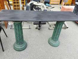 Entrance hall pillar table (p3308/25)