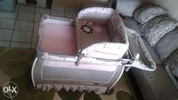 Baby Cot & Changer