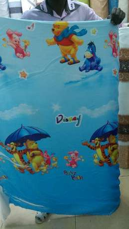 Sheer curtain fabric with cartoon characters Nairobi CBD - image 2