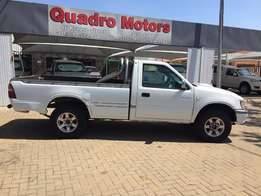 Isuzu Kb300 TDI Single Cab 2002