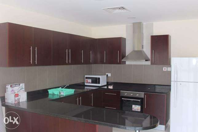 Brand new modern 2 BR in Juffer / Balcony جفير -  4