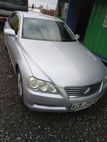 Toyota mark X kCB well maintained South B - image 1