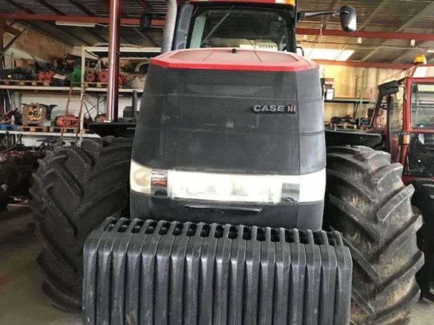 Case IH magnum 340 - 2012