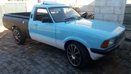 Ford Cortina Bakkie For Sale or Swop