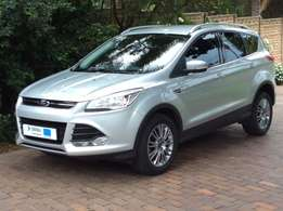 2013 Ford Kuga 1.6 EcoBoost Trend FWD