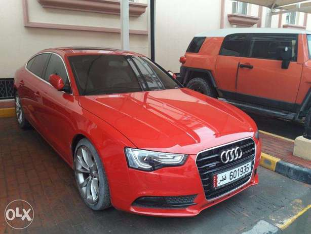 amitAudi A5 Excellent Condition Single Owner