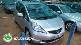 2009 Honda Jazz 1.5 Auto. Full service record.