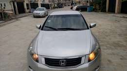Honda Accord 2009 in good condition