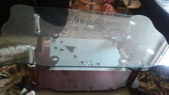 Classic glass table Allsops - image 2