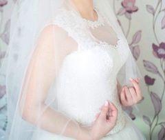 Весільні сукні  купити весільне плаття бу - дошка оголошень OLX Україна b22ef1f22a9e1