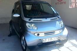 2002 SMART Micro Compact Car.. Nigel Gauteng