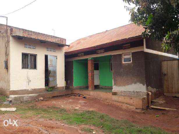 A two bedroomed house on urgent sale at 24m in kireka D near kabaka's Kampala - image 6