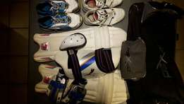 Puma Left Handed Cricket Kit for Sale