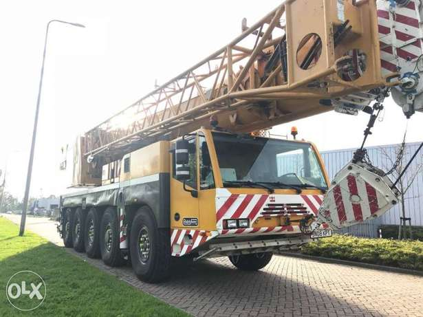 Terex AC120-1 - To be Imported Lekki - image 3