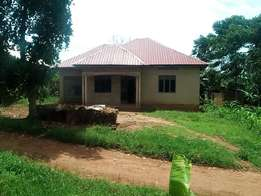 Shell House in Manyangwa at 53m near tarmac for sale. 12 decimals