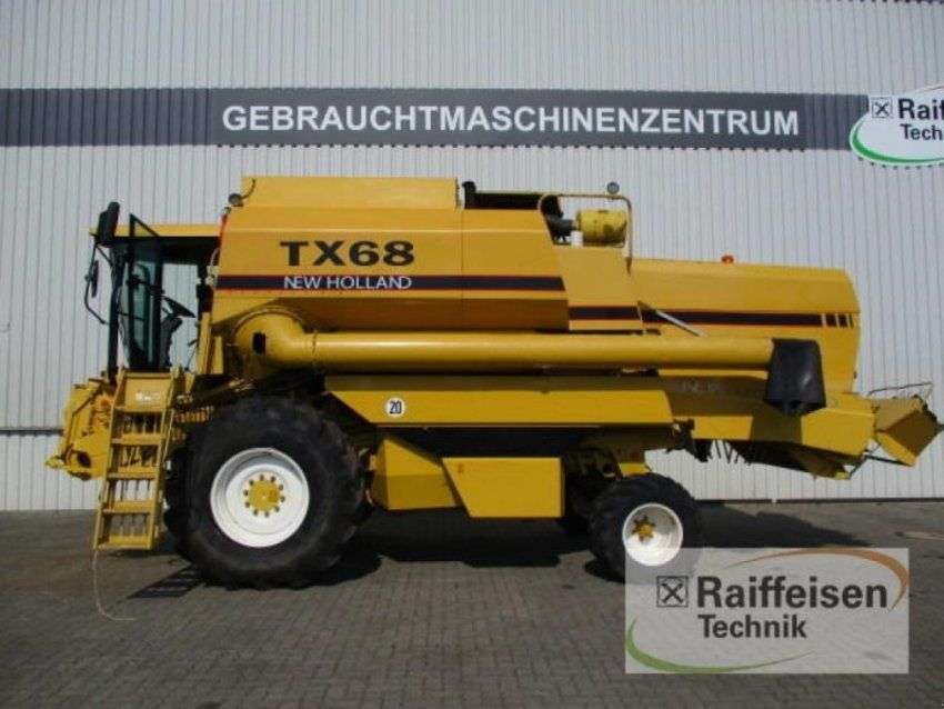 New Holland tx68 - 1994