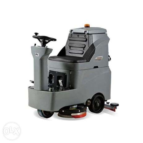 Cleaning Machine Industrial