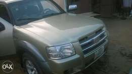Ford Ranger 2010 manual transmission, factory fitted ac.