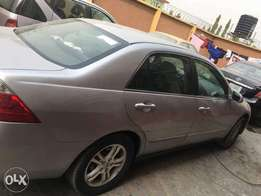 Properly Maintained Honda Accord 2006 ( First Body) for sale