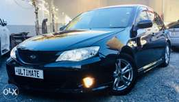 Subaru Impreza just arrived kcn loaded edition pay only 225,000/=drive