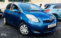 Toyota Vitz 2010 Fully Loaded Just Arrived Asking Price 650,000/=