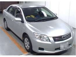 Foreign Used TOYOTA AXIO 2010 Model FOR SALE - Ksh 1,300,000