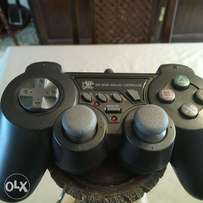 Double PS2 DualShock 2 Controller Game Pad Playstation 2