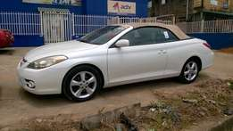 Very Clean Tokunbo 08 Toyota Solara Convertible