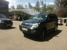 Toyota Landcruiser Prado 2005 Model In Immaculate Condition