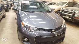 Toyota Corolla 2015 bought brand new