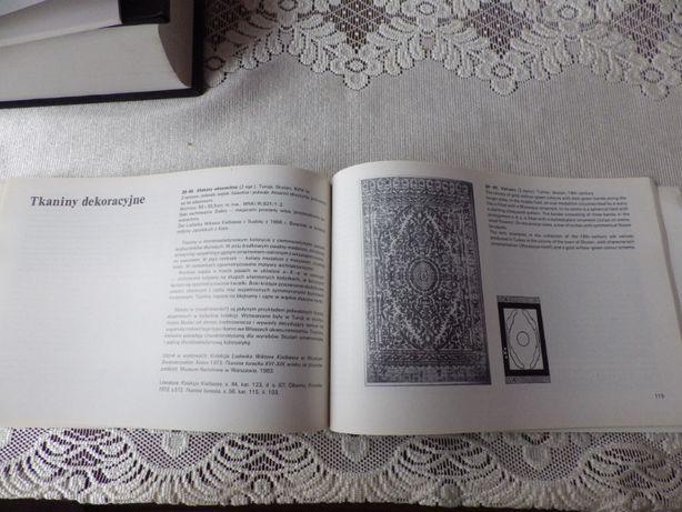 Tkaniny Katalog Zbiorów Muzeum Narodowe W Kielcach Kielce