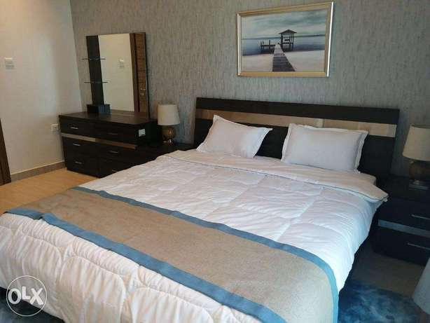 Modern Style 1 BR FF Apartment in Juffair For Rent جفير -  6