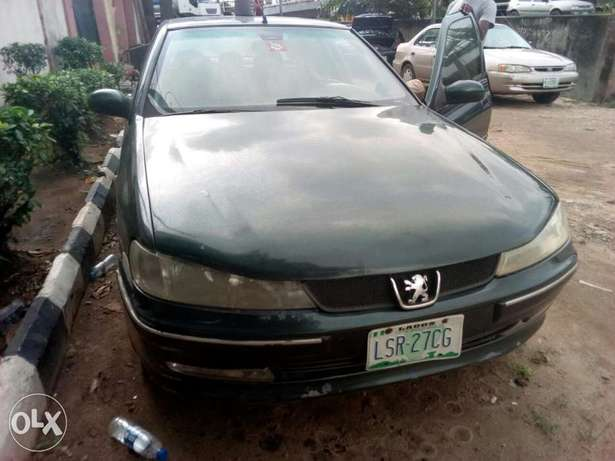 A pay and drive Peugeot 406. Ikoyi - image 7