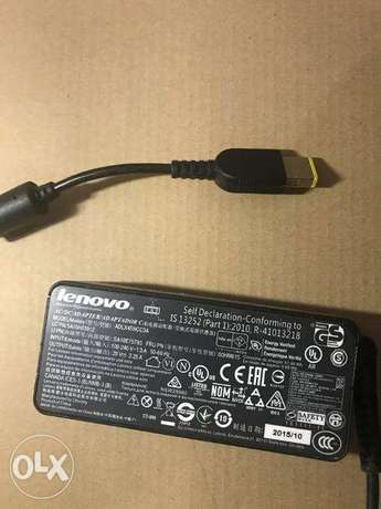 USB Lenovo laptop charger