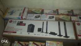 LG home theater 457