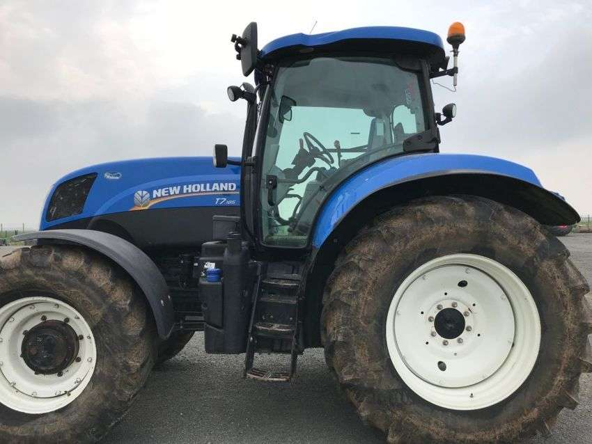 New Holland T7.185 Rc - 2012