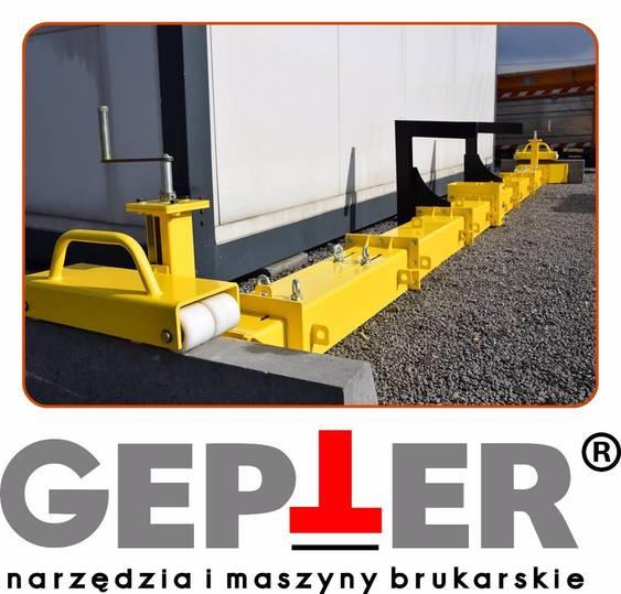 Gepter Listwa Brukarska Ltc800 - Screeding Tool - 2019