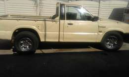 Ford courier for sell