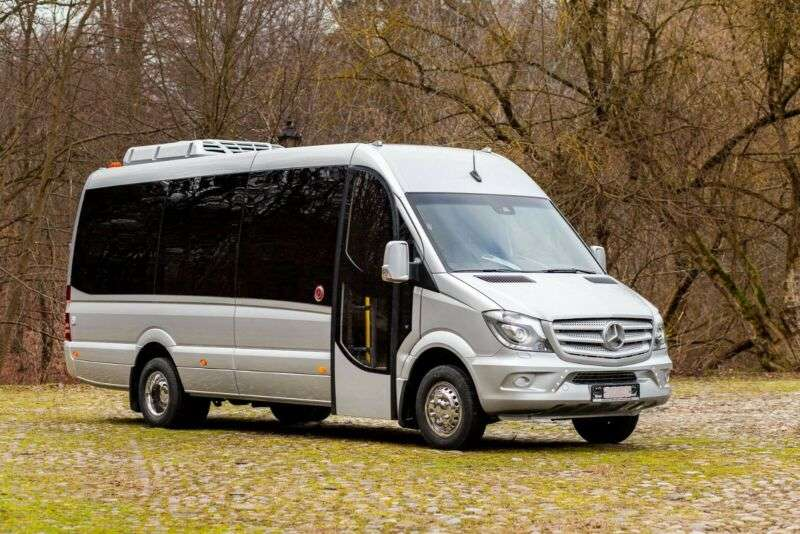 Mercedes-Benz Sprinter 519 Super Price - 2019