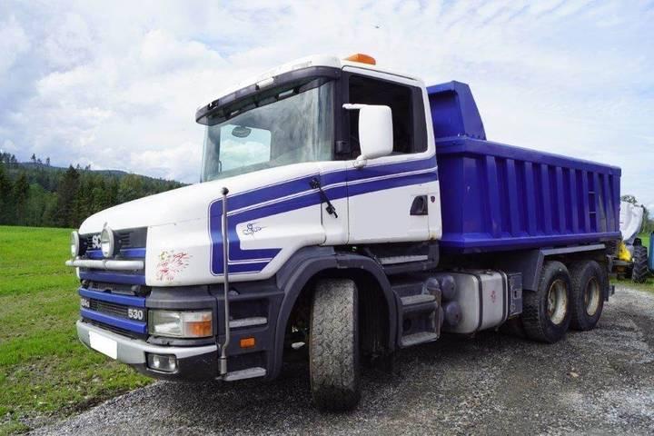 Scania T124 - 1998