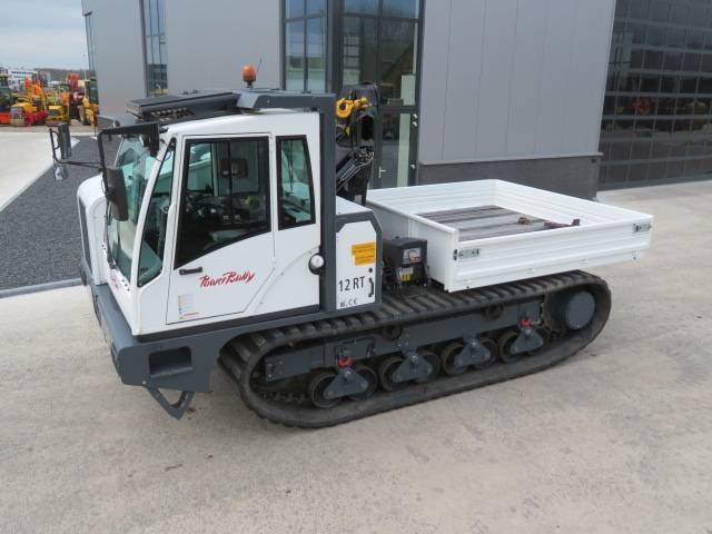Power Bully 12rt Track Dumper - 2016