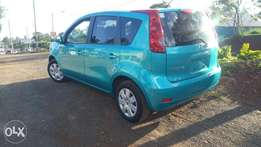 Nissan note year 2010 very UNIQUE