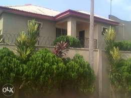 newly built 3 bedrooms flat to let AT Agric ikorodu lagos